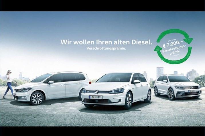 VW Verschrottungsprämie