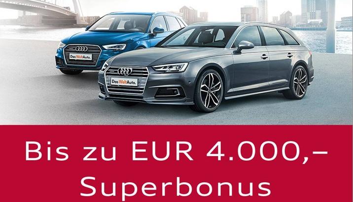 Der Audi Superdeal